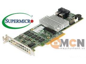 Card Raid Máy Chủ Supermicro AOC-S3108L-H8IR-16DD 2GB 1866MHz DDR3
