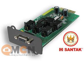 Card AS400 dùng cho bộ lưu điện UPS Santak