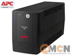 UPS APC Back 650VA 230V AVR Universal Sockets BX650LI-MS