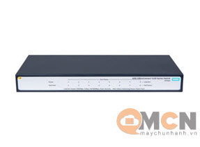 Switch HPE 1420 8G PoE+ (64W) JH330A Thiết Bị Chuyển Mạch