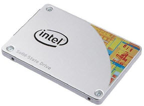 HDD SSD Intel DC S3520 Series 960GB (1TB), 2.5in SATA 6Gb/s, 3D1, MLC