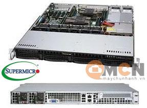 Vỏ case (Cây) máy chủ Supermicro CSE-813MF2TQC-R804CB Rack 1U Server