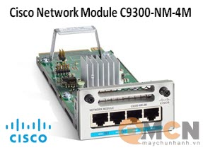 C9300-NM-4M Mô Đun Mạng Cisco Catalyst 9300 4 x mGig Network Module