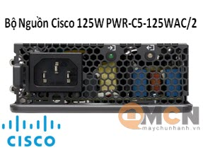 Nguồn Cisco 125W AC Config 5 Power Supply PSU PWR-C5-125WAC/2