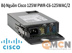 PWR-C6-125WAC/2 Nguồn Cisco 125W AC Config 6 Power Supply PSU