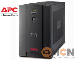 Bộ Lưu Điện APC Back 1100VA 230V AVR Universal IEC Sockets BX1100LI-MS