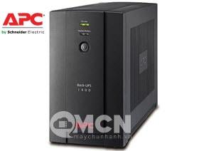 APC Back UPS 1400VA 230V AVR Universal IEC Sockets BX1400U-MS