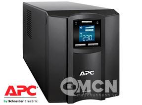 APC Smart-UPS C 1000VA LCD 230V SMC1000I bộ lưu điện