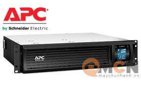 UPS APC Smart C 1000VA 2U Rack mountable LCD 230V SMC1000I-2U
