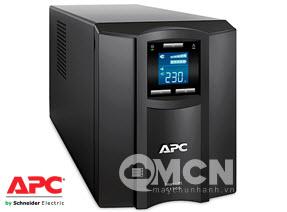APC Smart-UPS C 1500VA LCD 230V SMC1500I bộ lưu điện