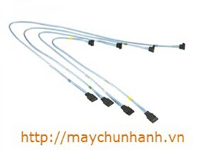 Cáp Cable Supermicro CBL-0180L-01 SATA Cho Máy Chủ Server