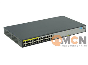 Thiết Bị Chuyển Mạch HPE 1420 24G PoE+ (124W) Switch JH019A