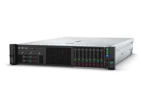 HPE Proliant DL380 Gen10 S4110 2.1GHz 1P 8C 16GB, 8SFF CTO Server