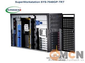 Máy Trạm Supermicro SuperWorkstation System SYS-7049GP-TRT