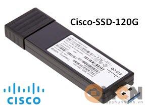 Bộ Lưu Trữ Cisco Pluggable USB3.0 SSD Storage SSD-120G