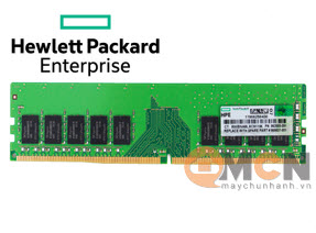 Ram HPE 8GB (1x8GB) Single Rank x8 DDR4-2666 CAS-19 Unbuffered Memory