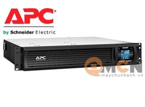 UPS APC Smart C 1500VA 2U Rack mountable LCD 230V SMC1500I-2U