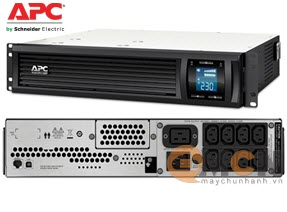 APC Smart-UPS C 3000VA Rack mount LCD 230V SMC3000RMI2U bộ lưu điện
