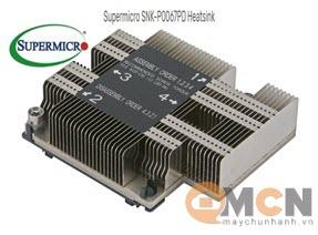 Tản Nhiệt CPU Máy Chủ Supermicro Rackmout 1U SNK-P0067PD Heatsink
