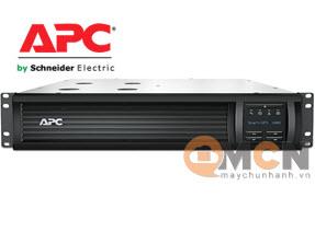 APC Smart-UPS 1000VA LCD RM 2U 230V bộ lưu điện SMT1000RMI2U
