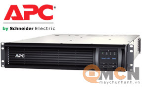 Bộ Lưu Điện APC Smart-UPS 3000VA LCD RM 2U 230V SMT3000RMI2U