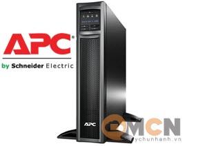 UPS APC Smart X 1000VA Rack/Tower LCD 230V bộ lưu điện SMX1000I