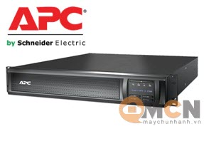 UPS APC Smart X 1500VA Rack/Tower LCD 230V with Network Card