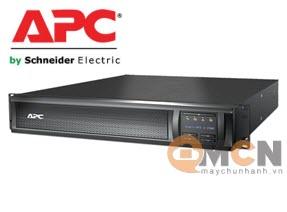 APC Smart-UPS X 1500VA Rack/Tower LCD 230V bộ lưu điện SMX1500RMI2U