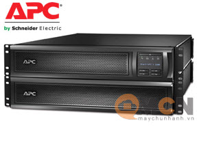 UPS APC Smart X 2200VA Rack/Tower LCD 200-240V SMX2200RMHV2U