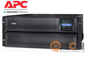 Bộ Lưu Điện APC Smart-UPS X 2200VA Rack/Tower LCD 200-240V SMX2200HV