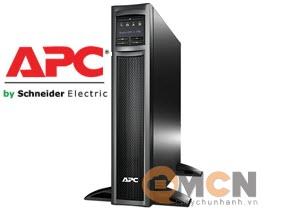 APC Smart-UPS X 750VA Rack/Tower LCD 230V bộ lưu điện SMX750I