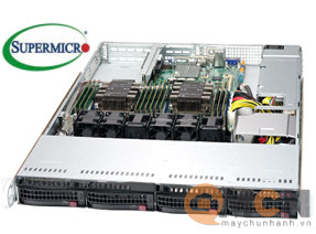 SuperChassis 815TQC-605WB vỏ case máy chủ (Server) Supermicro