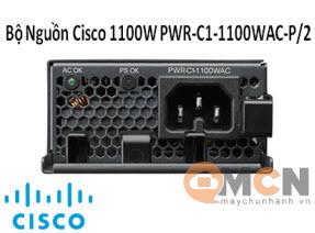 PWR-C1-1100WAC-P/2 Nguồn Cisco 1100W AC 80+ Platinum Config 1 PSU