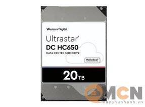 HDD WD Ultrastar DC HC650 20TB Sata 6Gb/s 3.5inch Sata WSH722020ALN6L4