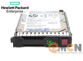 Ổ cứng máy chủ HPE 1.2TB SAS 10K SFF SC DS HDD 2.5