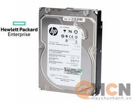 Ổ cứng máy chủ HPE 1TB 6G SATA 7.2K 3.5