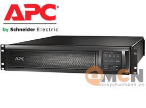 Bộ Lưu Điện APC Smart-UPS X 3000VA Rack/Tower LCD 200-240V SMX3000RMHV2U