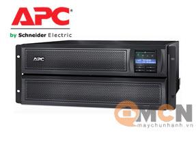 Bộ Lưu Điện APC Smart-UPS X 3000VA Rack/Tower LCD 200-240V SMX3000HV