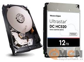 Ổ cứng máy chủ WD Ultrastar DC HC520 12TB Sata 3.5inch HUH721212ALE604
