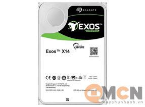 Ổ cứng Seagate Exos X14 14TB Sas 12Gb/s 512e/4Kn 3.5inch ST14000NM0288