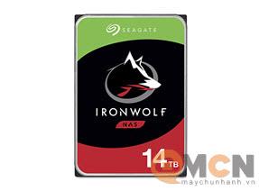 Ổ cứng Seagate IronWolf 14TB 7K2 RPM Sata 3.5