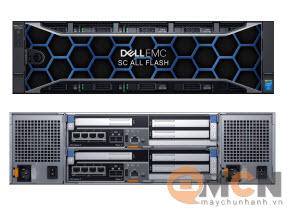 Thiết bị lưu trữ Dell EMC SC7020F All Flash Storage Arrays