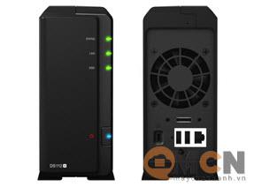 Thiết bị lưu trữ Storage NAS Synology DS112+ 1 Bay (HDD/SSD)