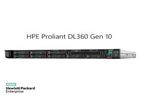 Máy Chủ HPE Proliant DL360 Gen10 S4110 2.1GHz 1P 8C 16GB, 8SFF CTO