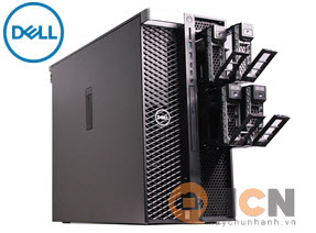 Máy Trạm Dell Precision Tower 7820 Intel Xeon Bronze 3106 42PT78D023