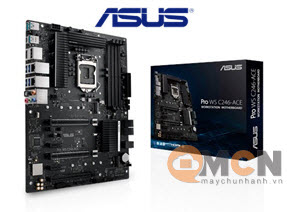 Asus Pro WS C246-ACE Mainboard Workstation Bo Mạch Chủ Máy Trạm