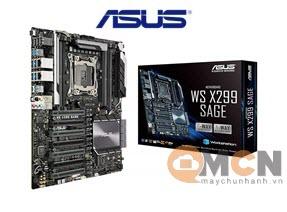 Mainboard Workstation Asus WS X299 Sage Bo Mạch Chủ Máy Trạm