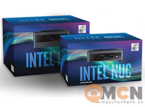 Intel NUC Frost Canyon Mini PC BXNUC10I7FNH2 Máy Tính Mini