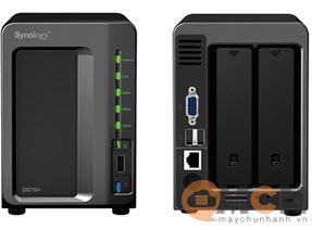 Storage NAS Synology DS710+ (HDD/SSD) 2 Bay thiết bị lưu trữ