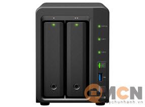 Synology DS718+ NAS Storage (HDD/SSD) 2 Bay thiết bị lưu trữ